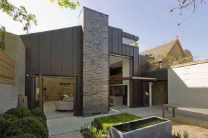 good architecture Warwick Place exterior - award winning