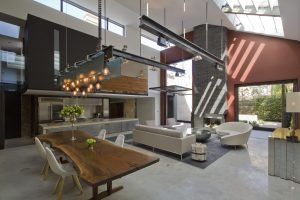 how to value good architecture Warwick Place interior