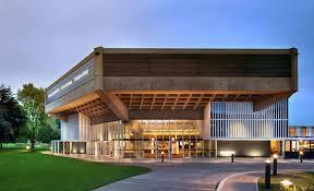 Chichester Festival Theatre - best architecture in Chichester